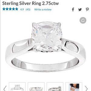 Charles Winston Bella Luce ring